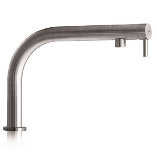 MGS Nemo R Stainless Steel Kitchen Tap